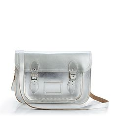 The Cambridge Satchel Company® metallic satchel - collection - Girl's Shop By Category - J.Crew