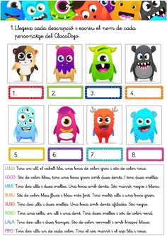 Class Dojo, Catalan Language, School Logo, Interactive Activities, School Subjects, Body Systems, Baby Games, Worksheets For Kids, Your Teacher