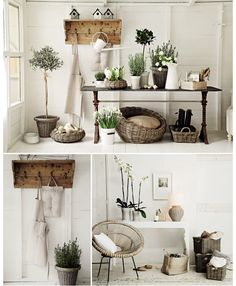 Some of the prettiest styling I have seen from The White Company: Spring/Summer 2011 Collection