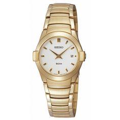 Seiko SXB388P1 horloge voor dames | http://www.kish.nl/Seiko-horloge-SXB388P1/