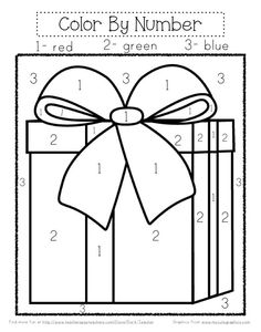 Crafts,Actvities and Worksheets for Preschool,Toddler and Kindergarten.Free printables and activity pages for free.Lots of worksheets and coloring pages. Christmas Math, Preschool Christmas, Christmas Crafts For Kids, Christmas Worksheets Kindergarten, Christmas Color By Number, Christmas Colors, Christmas Themes, Preschool Colors, Preschool Activities