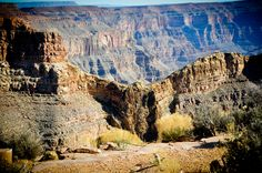 Eagle Rock on the West Rim of the Grand Canyon