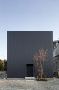 ant-house by mA-style architects, shizuoka, japan