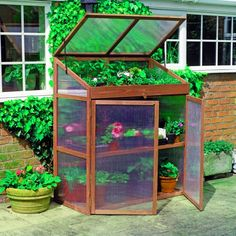Nice simple cold frame