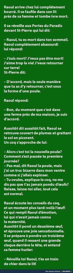 Raoul arrive chez lui complètement bourré... | LABOULETTE.fr - Les meilleures images du net!: