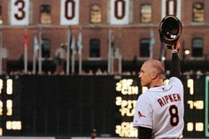 21 seasons, 1981-2001Best remembered as baseball's top iron man (he broke Lou Gehrig's record by playing in his 2,131st consecutive game in 1995), Cal Ripken Jr. was one of the game's best infielders during the late 20th Century. A two-time MVP, Ripken played Gold Glove defense and was a 19-time All-Star, a testament to his immense popularity.