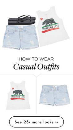 """""""Casual Saturday"""" by happy123321 on Polyvore"""