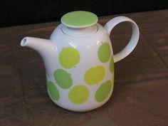 Melitta-Lindau-Dekor-Apfel-Apfelchen-Kaffeekanne-60er-70er-Jahre