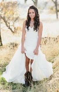 A Rustic Country Wedding Weddings Photography And