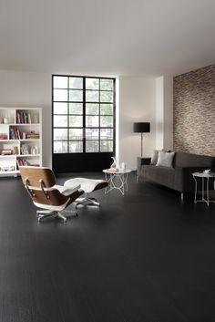 maybe too dark for a basement, but i like. Novilon Viva 2014 | 6355 Solid Oak