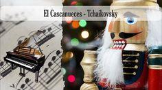 Partitura El Cascanueces - Tchaikovsky Piano