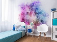 Bloom Textured Vinyl Wallpaper