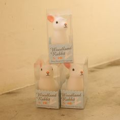 Rakuten: Woodland Rabbit うさぎのミニランプ- 온라인쇼핑은 일본 라쿠텐!
