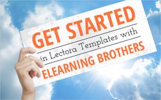If you missed our webinar earlier this week with Trivantis about Lectora, you can watch the recap today! We went over how to use our templates to make a great course in very little time.