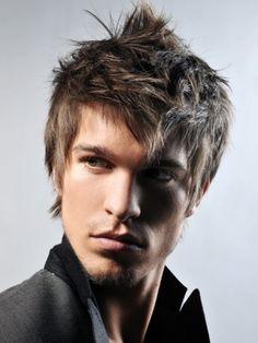 Mens Modern Haircuts for 2012
