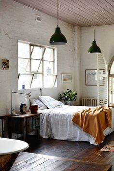Discover Your Home's Decor Personality: Warm Industrial Inspirations   Apartment Therapy