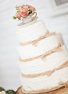 Wedding cake toppers are that extra something special that can make your cake stand apart from the crowd. Indulge your sweet tooth with the best of wedding cake toppers.