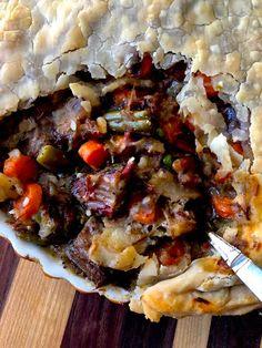 Recipe: Plowboys' Brisket Burnt-End Pot Pie - In Kansas City