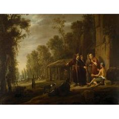 The Parable of Workmen in the Vineyard, Nicolaes Cornelisz Moeyart, c. 1637, Dallas Museum of Art