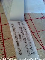 Make your own labels tutorial