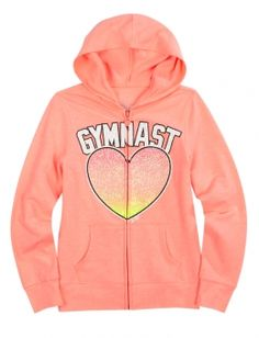 Shop Neon Sports Jacket and other trendy girls sweatshirts clothes at Justice. Find the cutest girls clothes to make a statement today.