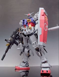 G-System 1/35 Full Resin Kit RX-78-2 Gundam Ver.Ka: Assembled, Painted. Photoreview MANY Big Size Images