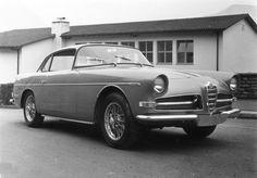Alfa Romeo Ghia Aigle Frua