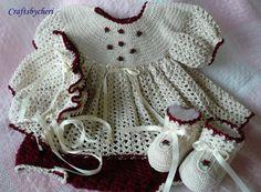 Artesanías por Cheri Original Crochet por craftsbycheri en Etsy