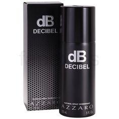 desodorantes en spray para caballero    Azzaro Decibel, desodorante en spray…