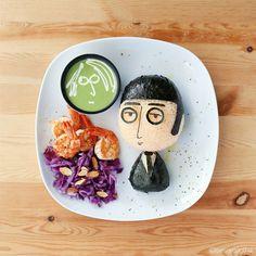 Lee Samantha, Food Artist