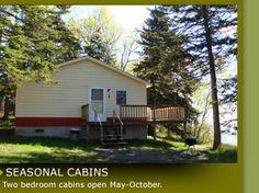 Castle Haven Cabins - Two Harbors - Minnesota
