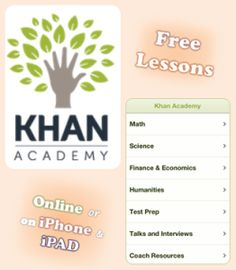 Free online courses on a wide range of subjects, it is now available on mobile devices, you can download course videos to watch on the go #freeapps