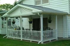 Ivy Lea Construction Of Buffalo NY Provides Home Improvements, Additions And Remodeling In Buffalo And WNY. Contact Ivy Lea For Home Renovations In Amherst! Porch Repair, Home Improvement Contractors, Concrete Patio, Home Additions, Front Porch, Porches, Home Remodeling, New Homes, Construction