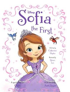 "Cover of ""Put Me In The Story: Sofia the First Personalized Book"""
