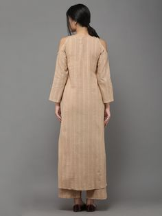 Size Chart - These are body measurements Length of kurta is 48 inches, Length of palazzo is 38 inches,Dupatta's length : 2.4m and width : 42inches XS - Chest :