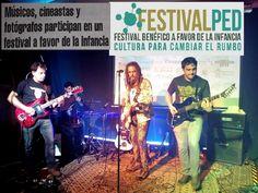 Live,  Zumo De Cebada En La Sala Buda Festival Benefico