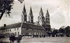 De sloop van de munsterabdij in Roermond   Rondom Roermond