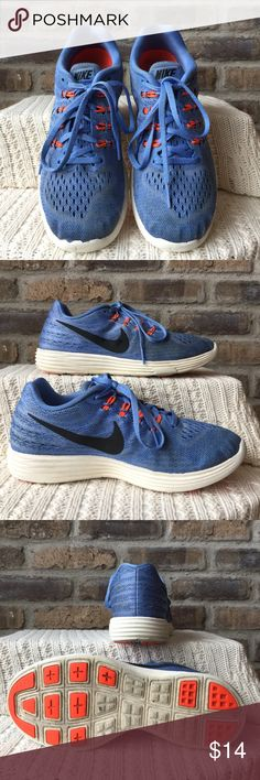 Nike Lunartempo 2 Women's size 7 1/2 Nike lunar tempo 2. They have been worn but still have a lot of life left Nike Shoes Athletic Shoes