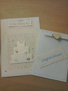 Handmade Wedding card&money wallet