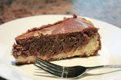 Çikolatalı Cheesecake #cheesecake #çikolata #chocolate