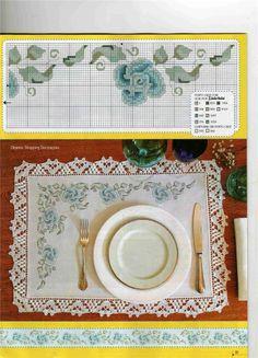 Peçeteler ve masa örtüleri | kategori peçete ve masa örtüleri Yazılar | Blog Tatiana Beljakova: Kayd - Rusça Servisi Online Diaries