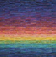 Sunrise or Sunset quilt