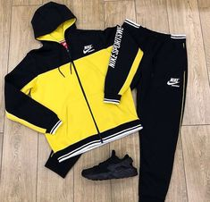Pick one 1 - 2 or 3 ? Dope Outfits For Guys, Swag Outfits Men, Tomboy Outfits, Nike Outfits, Casual Outfits, Fashion Outfits, Hype Clothing, Mens Clothing Styles, Mode Streetwear