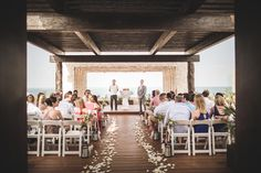 Royalton Riviera Cancun. Complete privacy for your ceremony