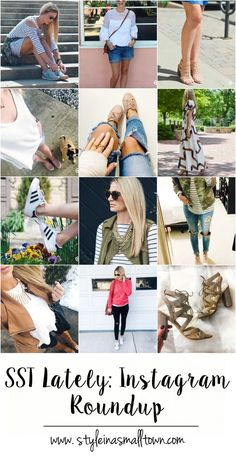 SST Lately: Instagram Roundup | Style in a Small Town