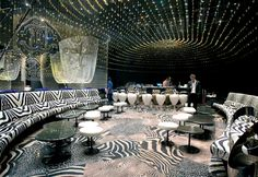 Cavalli Club Fairmont #Dubai, #stepbystep