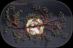 bonsai de mostacillas -