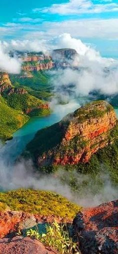 Blyde River Canyon ~South Africa