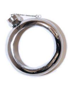 Finally a bracelet I will wear...it's a bracelet and a flask