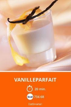 Vanilleparfait